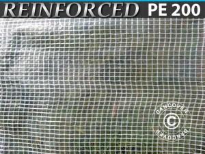 Zeildoek 10x14 m PE