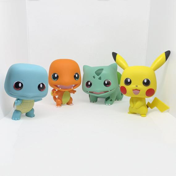 POP VINYLE FIGURES TO COLLECT