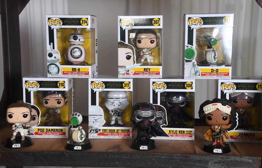 Investing in Funko pop collection