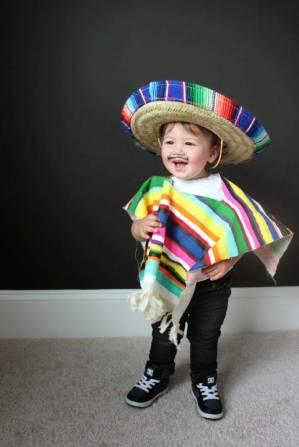mexický kostým