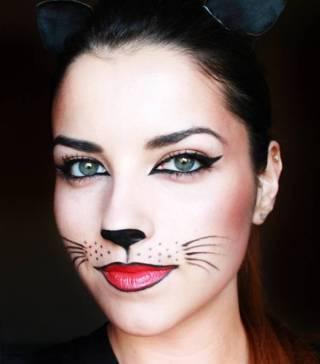 Jak Pokorit Face Painting Aneb Navod Jak Namalovat Kocku Na Oblicej