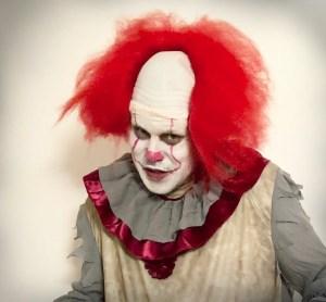 hororovy klaun Pennywise