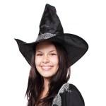 Návod, jak vyrobit čarodějnický klobouk pro děti i dospělé