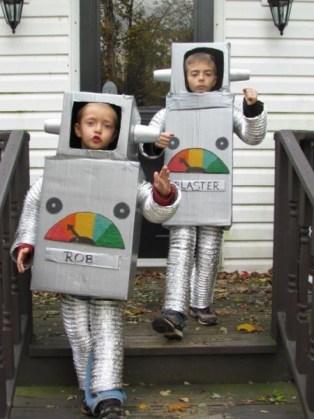 Kostým robot