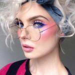 Make-up 80. léta