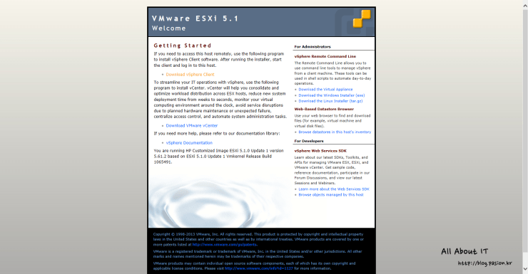 download-vsphere-client