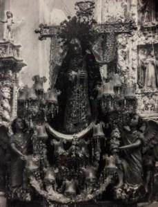 Dolorosa de Manuel Martínez