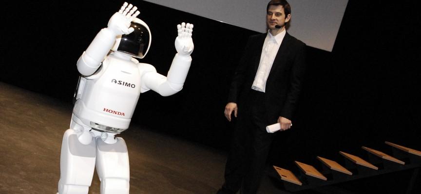 Le Pass a accueilli Asimo, le robot de Honda, à plusieurs reprises.