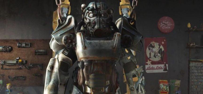 L'armure assistée de Fallout