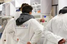 Enquête au Labo - Molécules