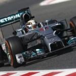 2014 Rd.5 スペインGP 予選 ハミルトンがポール