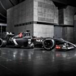 ザウバーが新車C33を公開