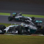 2014 Rd.15 日本GP ハミルトン優勝 ビアンキが重体
