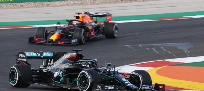 タイヤ温度が決めた最多勝記録  ポルトガルGP観戦記