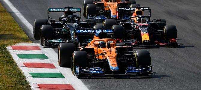 オレンジフィーバー リカルドの復活 イタリアGP観戦記