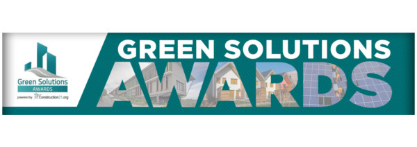 How to apply for Construction21's Green Solutions Awards