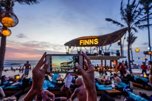 Passpod, Finns Beach Club, Wifi, Ticket Event, Bali, Club Bali, New Year Festival Music, New Year Eve