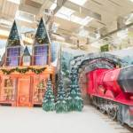 Passpod, Singapura, Travelling Liburan, Holiday, Harry Potter, Fantastic Beast, Christmas Eve