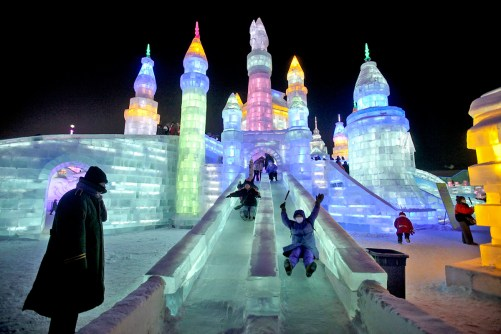Passpod, Harbin Ice, Festival, Vacation