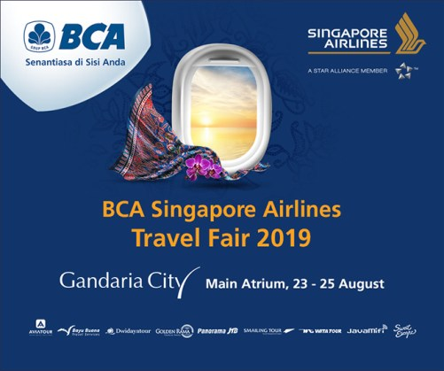 Travel Fair 2019, Travel fair 2019, Cathay Pasific Travel Fair, HCBC Ana Travel Fair 2019