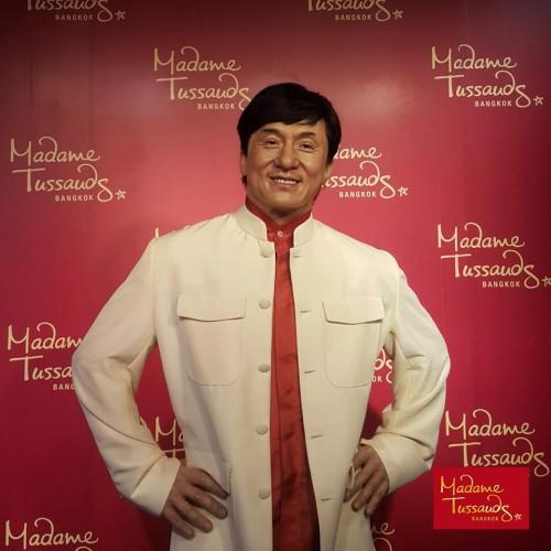 Passpod, Madame Tussauds Bangkok, Madame Tussauds, Jackie Chan, Museum Madame Tussauds Bangkok, Liburan Bangkok, Bangkok, Thailand
