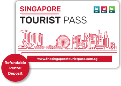 Passpod, Singapore Tourist Pass
