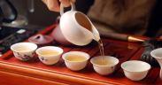 Passpod, Tradisi minum teh