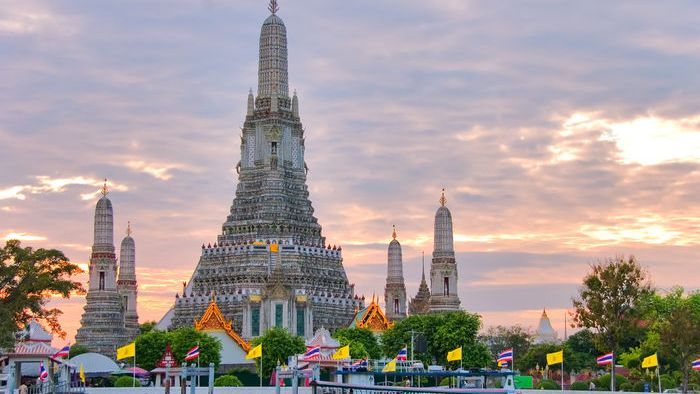 Passpod, Thailand