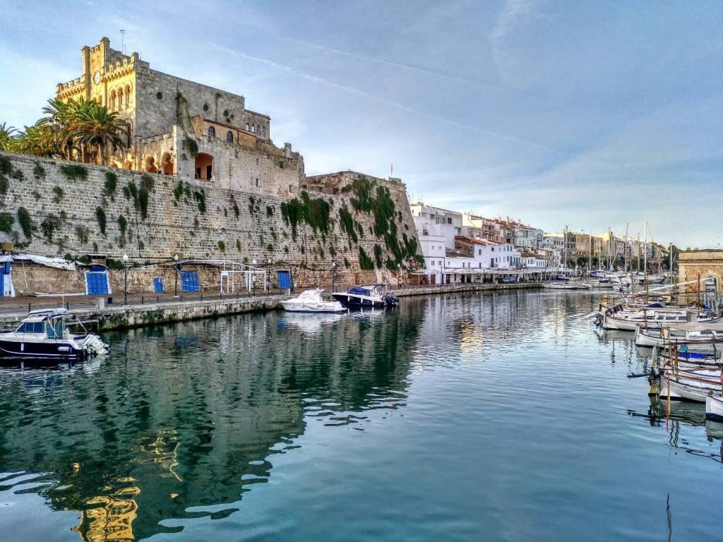 Menorca Ciudadella de Islas Baleares