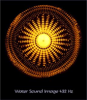 Agua a 432hz