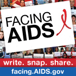 Facing AIDS Is an Ongoing AIDS.gov Social Media Campaign