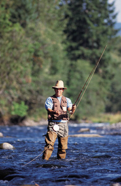 Fishing guide smoky mountains for Smoky mountain trout fishing