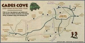 Cades Cove Loop Road