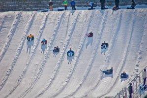 Ober Gatlinburg Snow Tubing