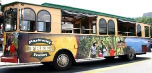 Gatlinburg Trolley Free