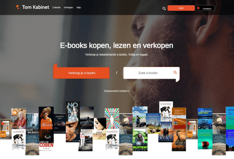 tweedehands e-books