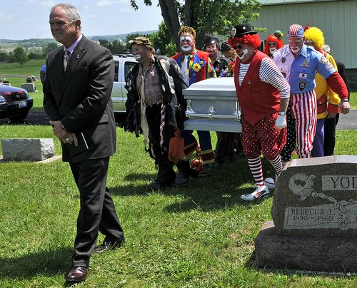 Funeral de piada