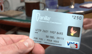 "A ""Plain vanilla"" credit card"