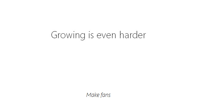 Growth-is-hard