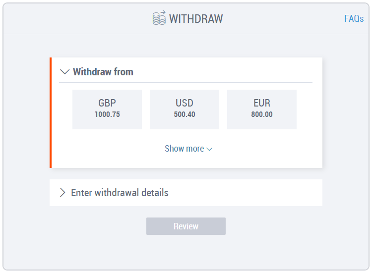 How To Withdraw Funds From Payoneer To Your Bank Account Payoneer Blog