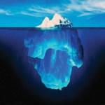 iceberg metaphor