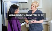How Sheila R. Veloz Breast Center Promotes Employee Health with Mammo Monday