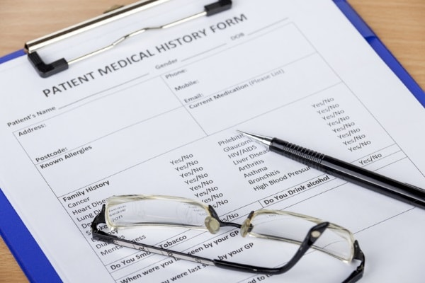 How To Protect Your Medical Information With Dd Form 2870
