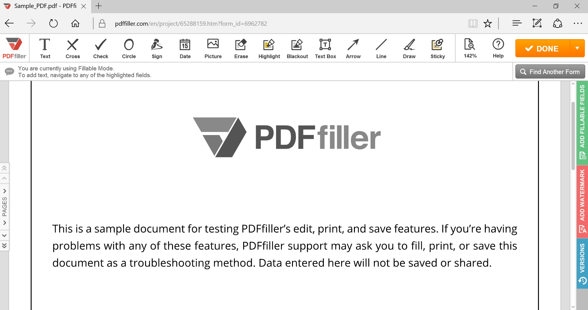 Sample Pdf File For Testing
