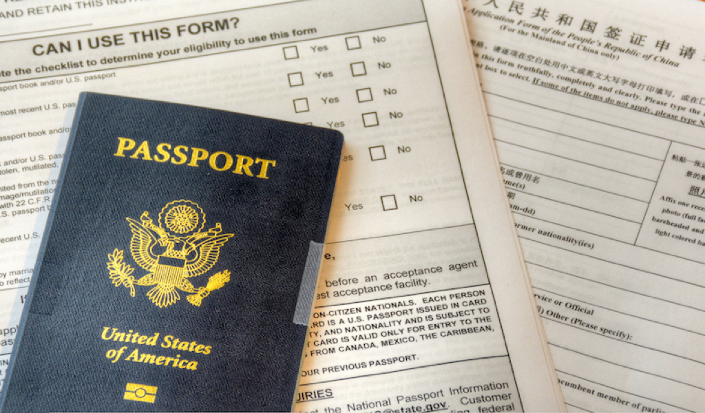 The Beginners Guide To Filling And Filing Chinese Travel Documents