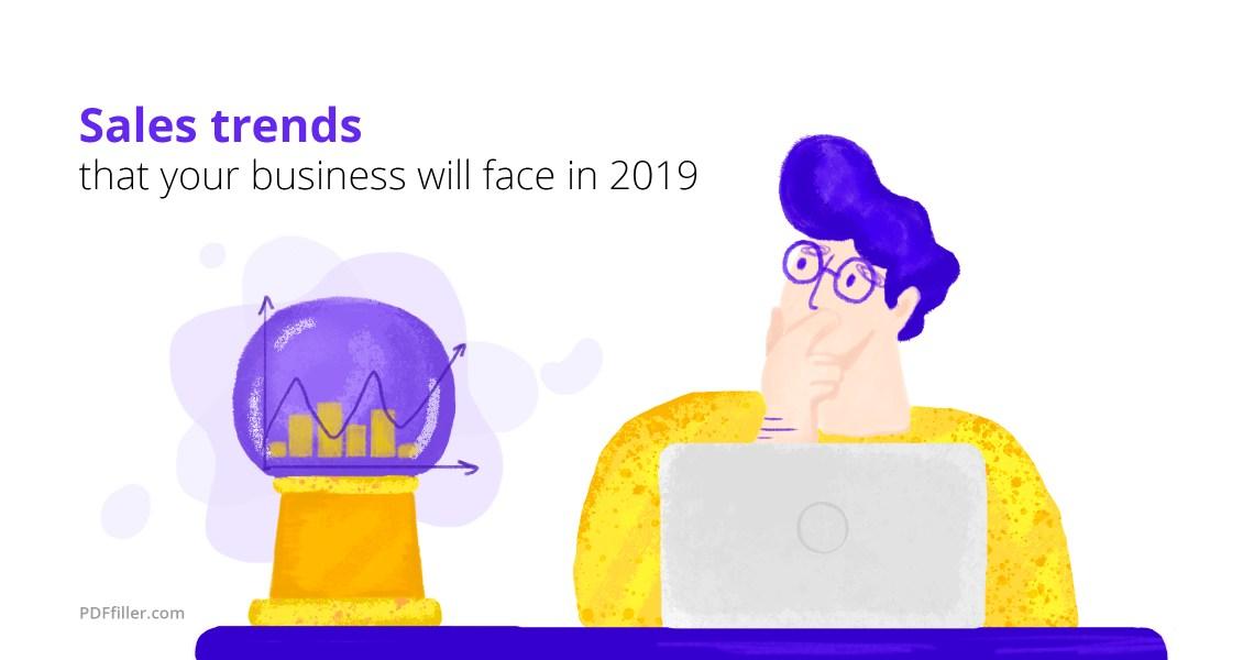 sales trends 2019