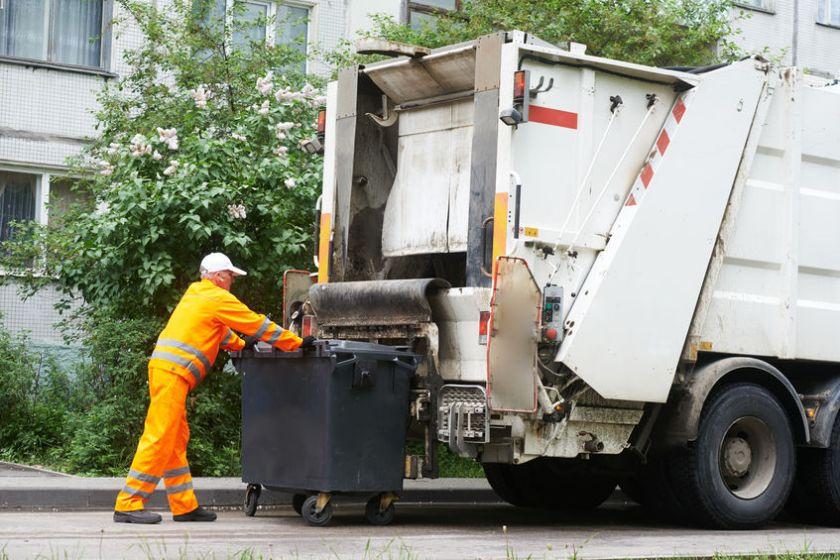 Push to Talk Waste Management