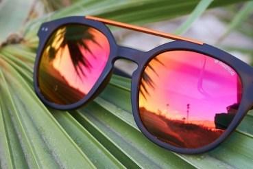 gepolariseerde zonnebril