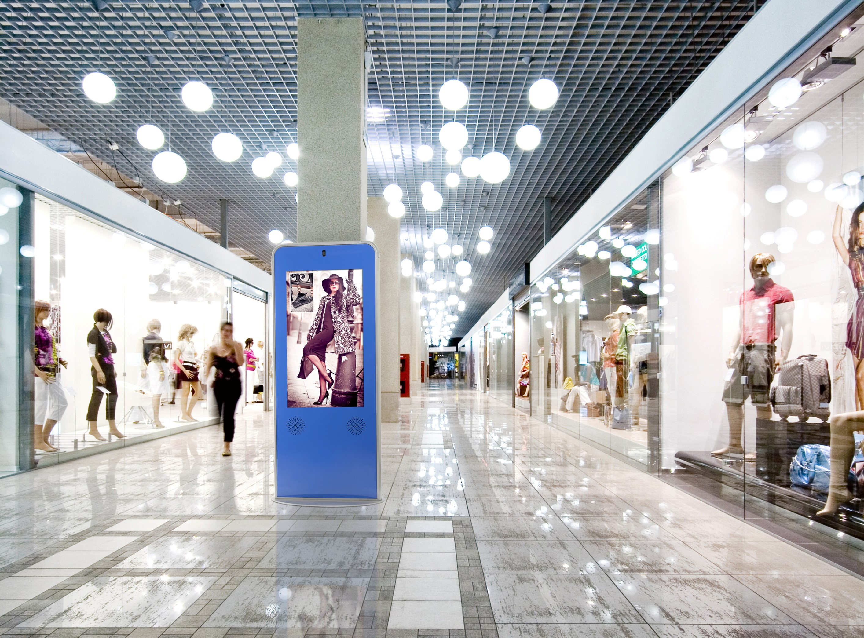 Our New Line of Portrait Kiosk Enclosures Are Now Available