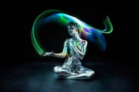 11 More Awesome Examples of Light Painting   Pegasus ...